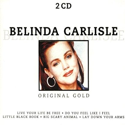 Belinda Carlisle 2 CD box set REAL/LIVE YOUR LIFE BE FREE (Import) New
