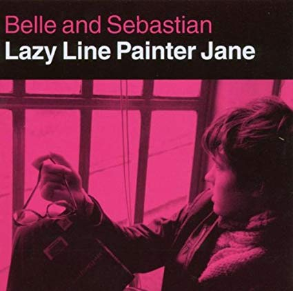 Belle and Sebastian - Lazy Line Painter Jane CD single (Used)