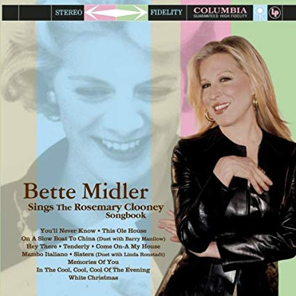 Bette Midler - Sings The Rosemary Clooney Songbook - CD (New)