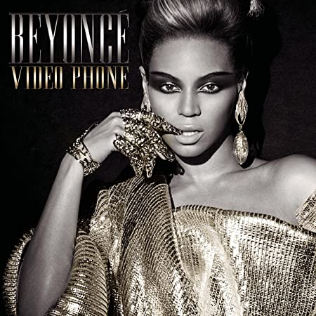 Beyonce - Video Phone CD single 2 track - used