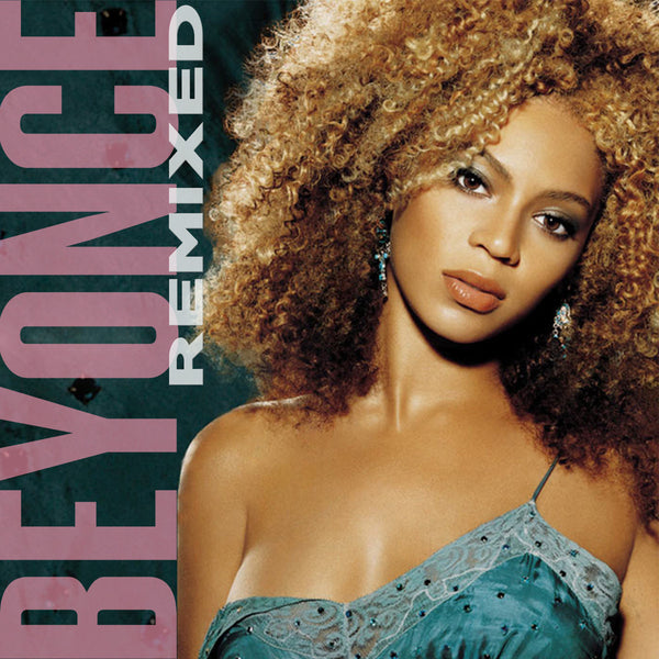 Beyonce REMIX Collection vol.1  CD