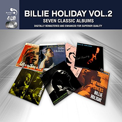 Billie Holiday - 7 Classic Albums remastered  CD Box Set