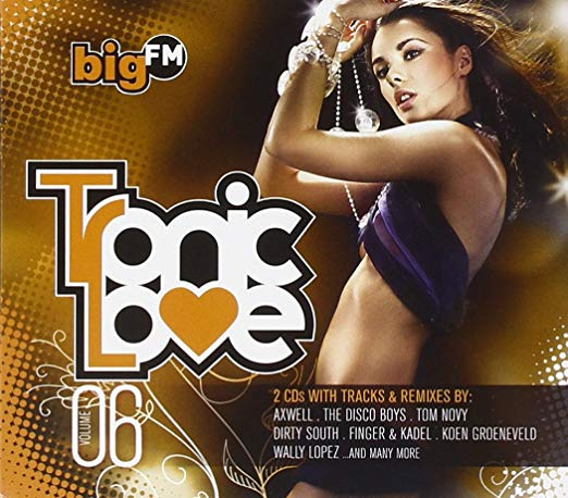 BigFM Tronic Love vol.6 (2CD) New