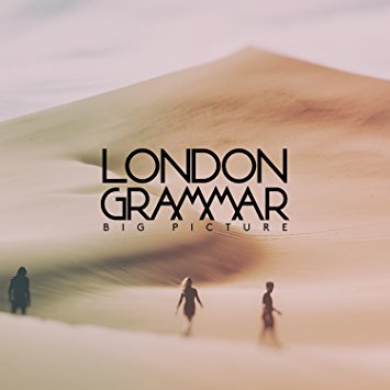 "London Grammar - Big Picture 7"" Vinyl 45"