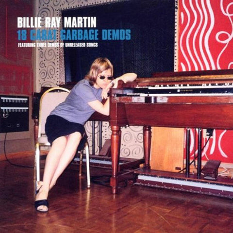 Billie Ray Martin - 18 Carat Garbage Demos - New CD (Import)