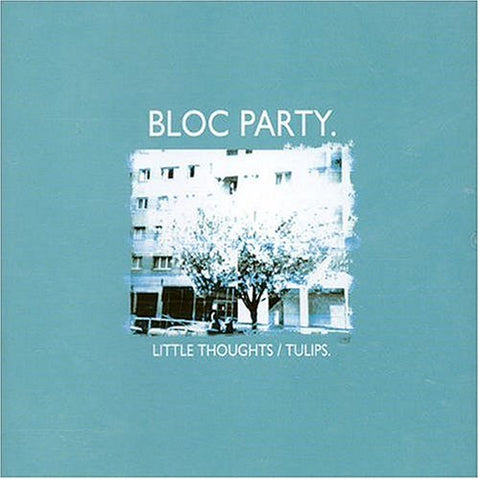 Bloc Party - Little Thoughts / Tulips / Banquet (remix)  (Import CD single) Used
