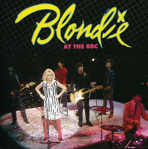 Blondie - LIVE at the BBC  CD/DVD