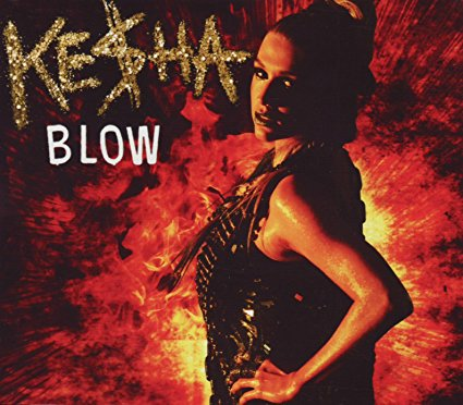 Ke$ha / Kesha - BLOW - Import CD single