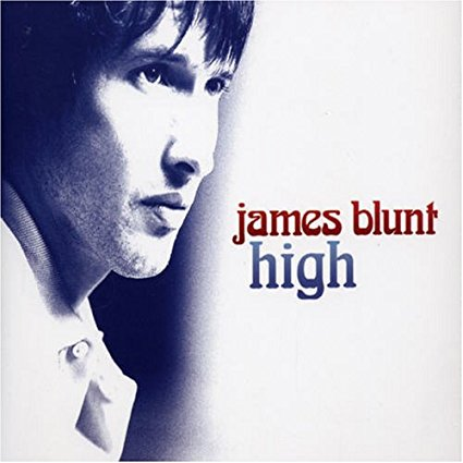 James Blunt - High (Import CD Single)
