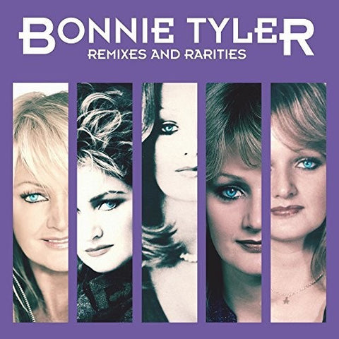 Bonnie Tyler - Remixes and Rarities 2CD (New)