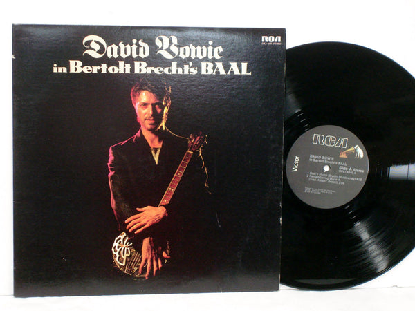 "David Bowie - In Bertolt Brecht's Baal 12"" Vinyl (Used)"