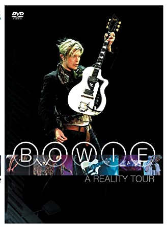 David Bowie - A Reality Tour DVD (NEW)