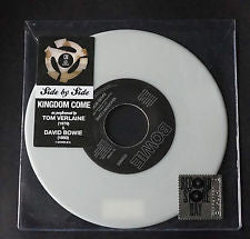 "David Bowie RSD 2015  7"" Kingdom Come (Side by Side)"