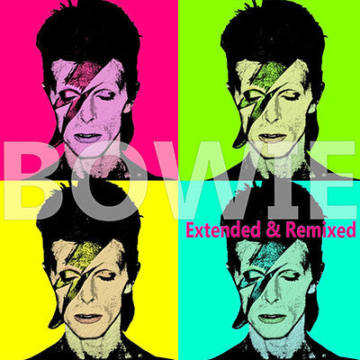 David Bowie - Extended & Remixed Versions CD (Import)