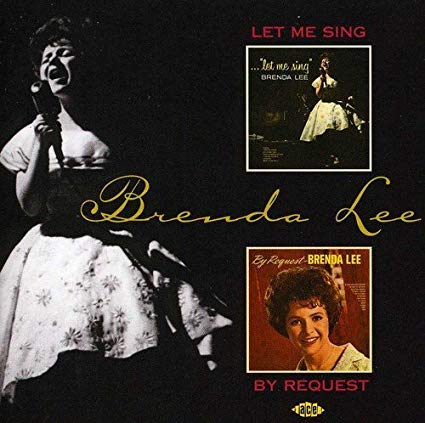 Brenda Lee - Let Me Sing / By Request (Import CD) Used