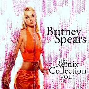 Britney Spears REMIX Collection vol. 1 CD