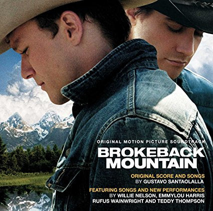 Brokeback Mountain Original Score and Songs soundtrack (Used CD)
