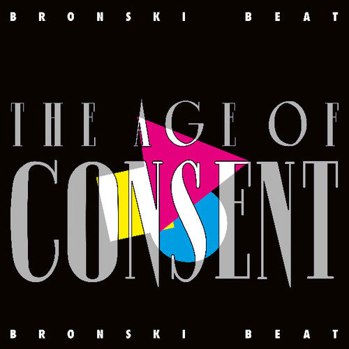 Bronski Beat - The Age Of Consent 2 CD Import set