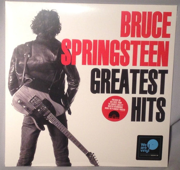Bruce Springsteen - Greatest Hits RSD 2018 RED Vinyl double LP