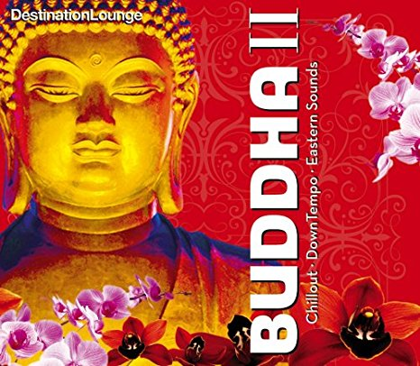 Destination Lounge - BUDDHA 2 Chillout Grooves -used CD