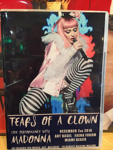 Tears Of A Clown - Malawi Benefit DVD + Bonus Features
