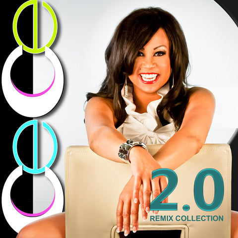 CeCe Peniston The Remixes 2.0 (Import CD) DJ
