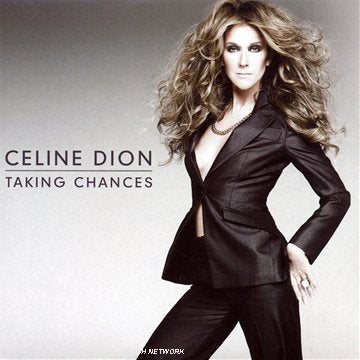 Celine Dion - Taking Chances (Remix CD single) Import