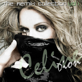 Celine Dion Remix Collection CD