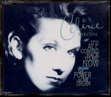 Celine Dion - It's All Coming back to me now - used Import CD single