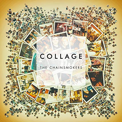 Chainsmokers - Collage - EP CD