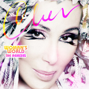 Cher - Woman's World :The Remixes  CD single