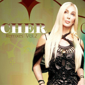Cher Remixes Vol.2 CD