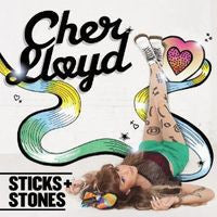 Cher Lloyd - Sticks and Stones (UK) CD
