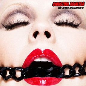 Christina Aguilera Remix Collection vol. 2 CD