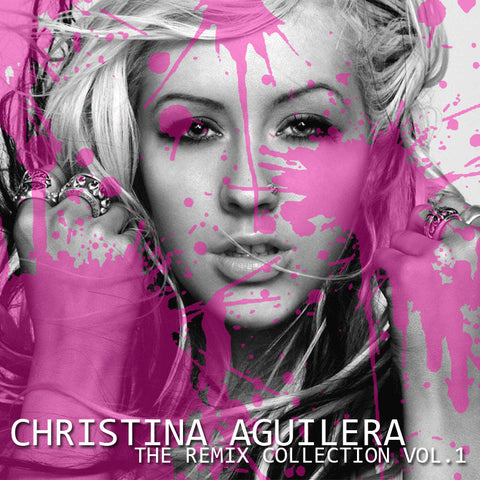 Christina Aguilera Remix vol. 1 (SALE)