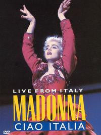 MADONNA Ciao Italia DVD (IMPORT Region 4) New/sealed