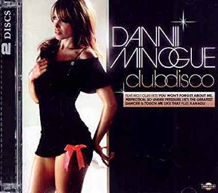 Dannii Minogue -  Club Disco (2 CD) Remixes (NEW)