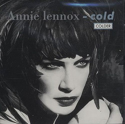 Annie Lennox - Colder CD single (Used)