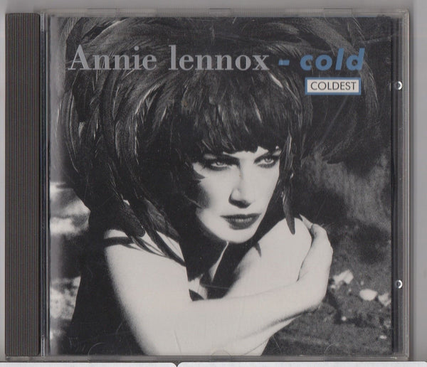 Annie Lennox - Coldest CD single (Used)