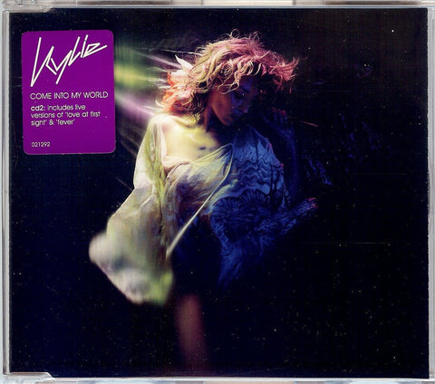 Kylie Minogue - Come Into My World (CD Single) CD2
