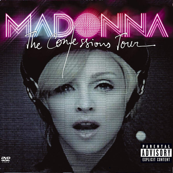 Madonna - Confessions Tour CD/DVD - NEW