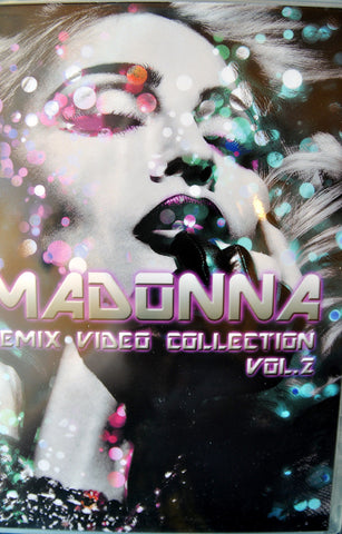 MADONNA Remix Video Collection Vol.2 DVD (SALE)