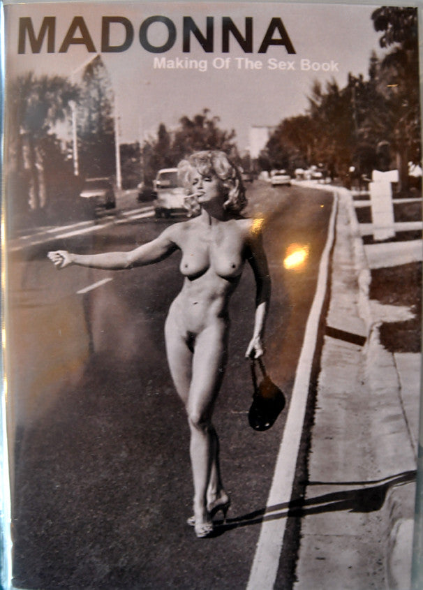 madonna nude pics from sex book