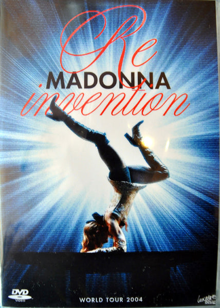 MADONNA Re-Invention DVD [SALE]