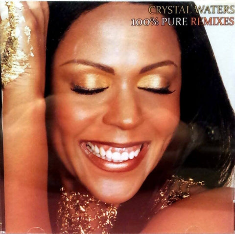 Crystal Waters - 100% Pure Remixes CD (SALE)