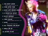 Cyndi Lauper - Unreleased Rare REMIXES CD