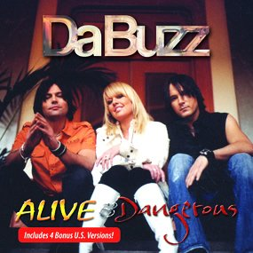 DaBuzz - Alive & Dangerous + Bonus tracks CD