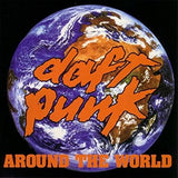 Daft Punk - Around The World (Used CD Single)