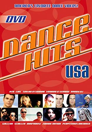 Dance Hits USA (DVD) New  (Various Artist)
