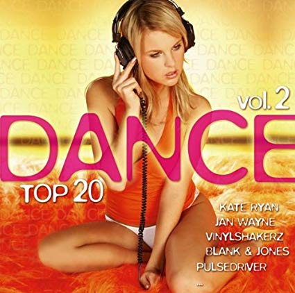 Dance Top 20 vol. 2 (New) Import CD